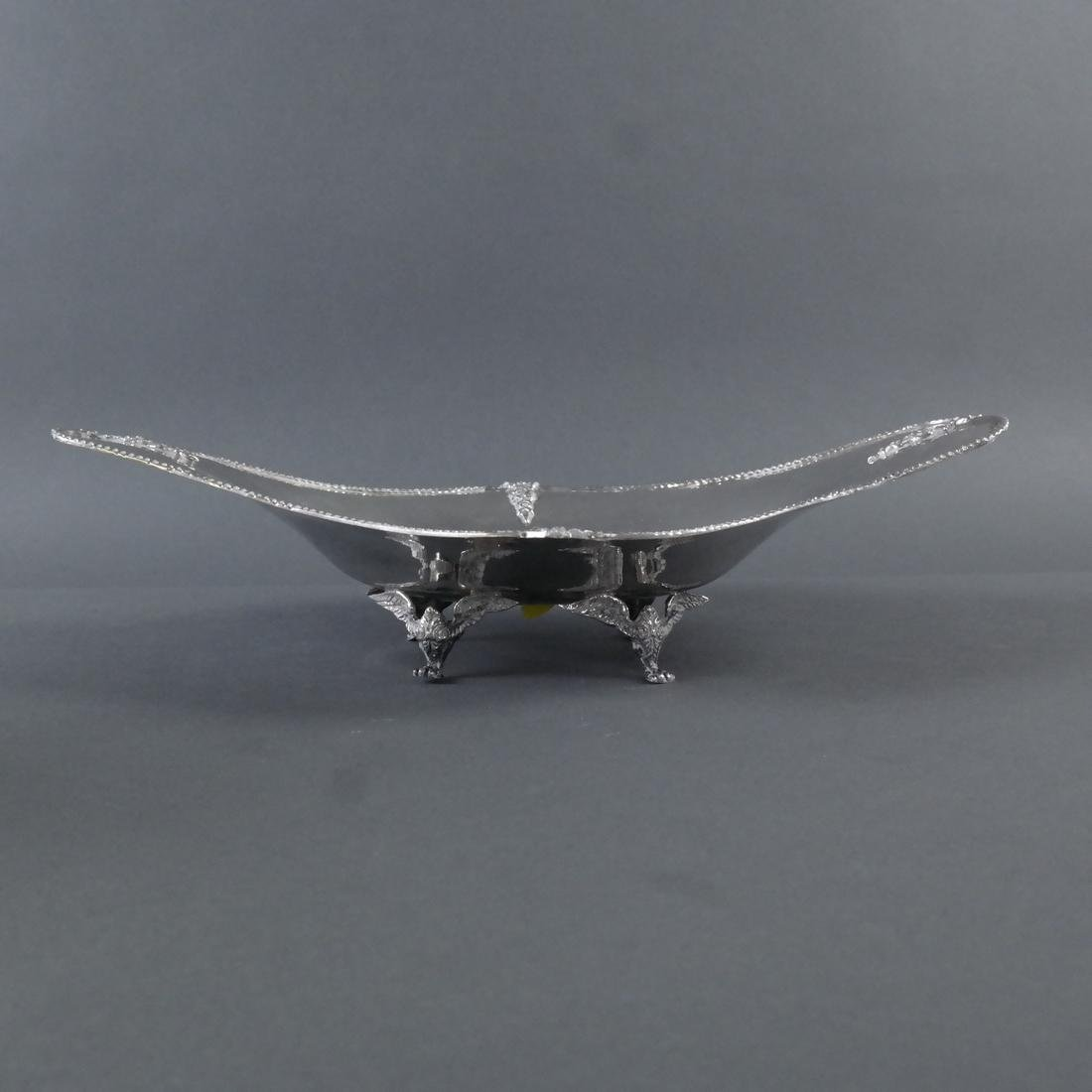 Continental Silver Oblong Dish - 3