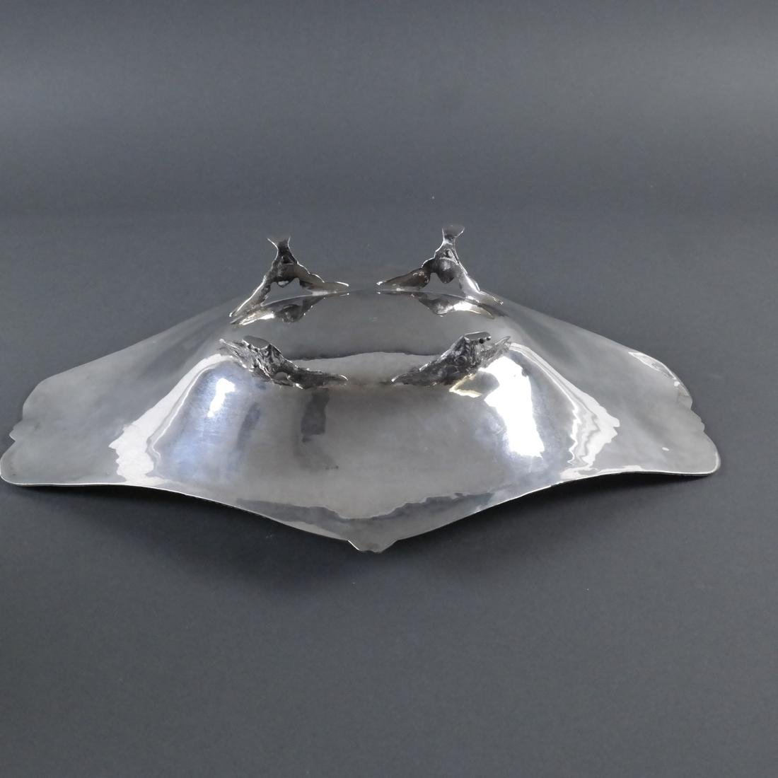 Continental Silver Oblong Dish - 6
