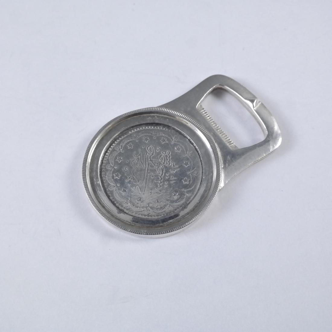 .800 Standard Silver Bottle Opener - 4