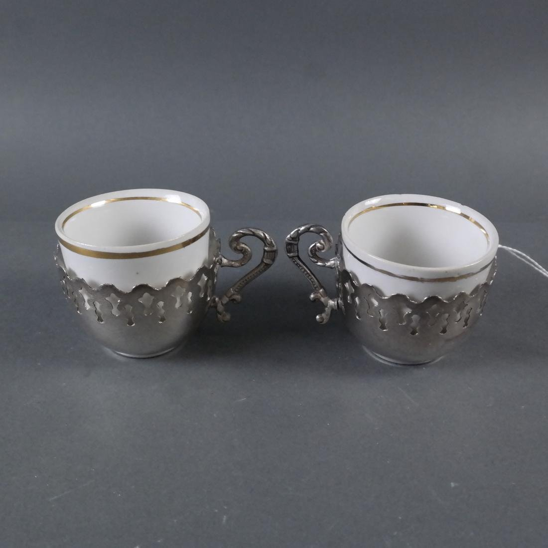 13 Various Silver Table Articles - 6