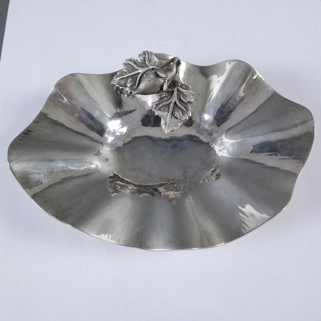Four Various Silver Table Articles - 10