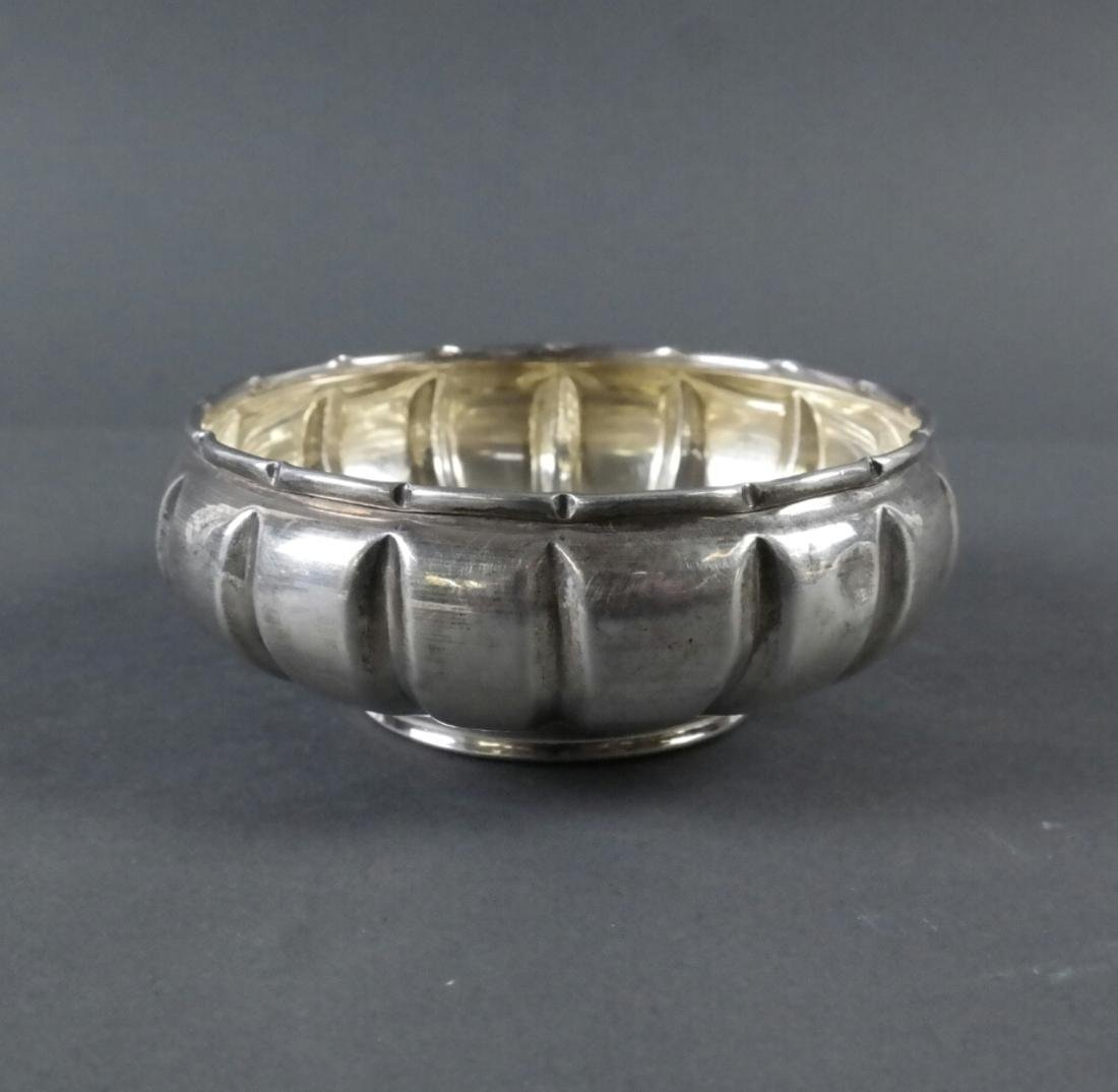 Four Various Silver Table Articles - 4