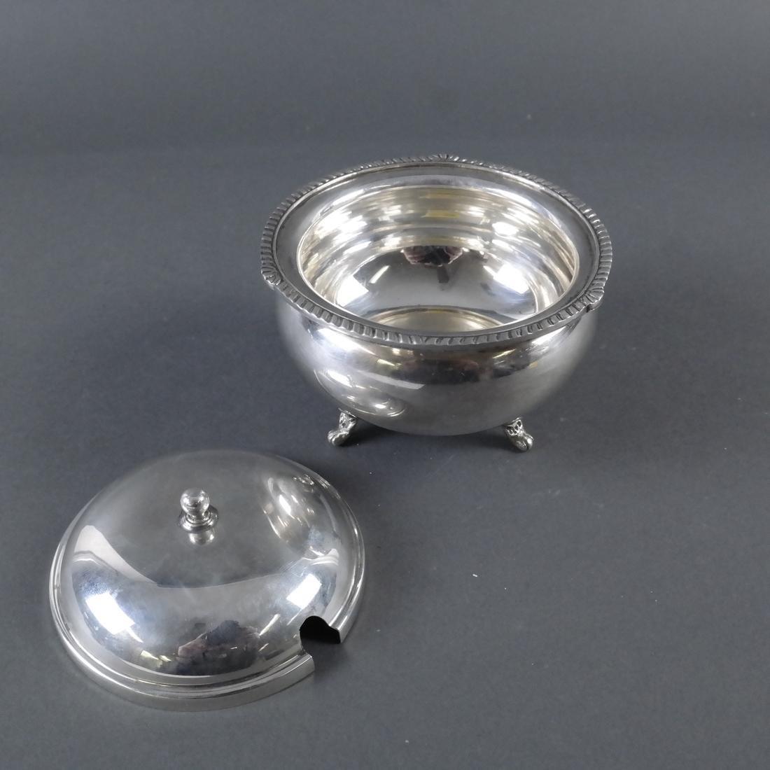 Two .900 Standard Silver Vessels - 7