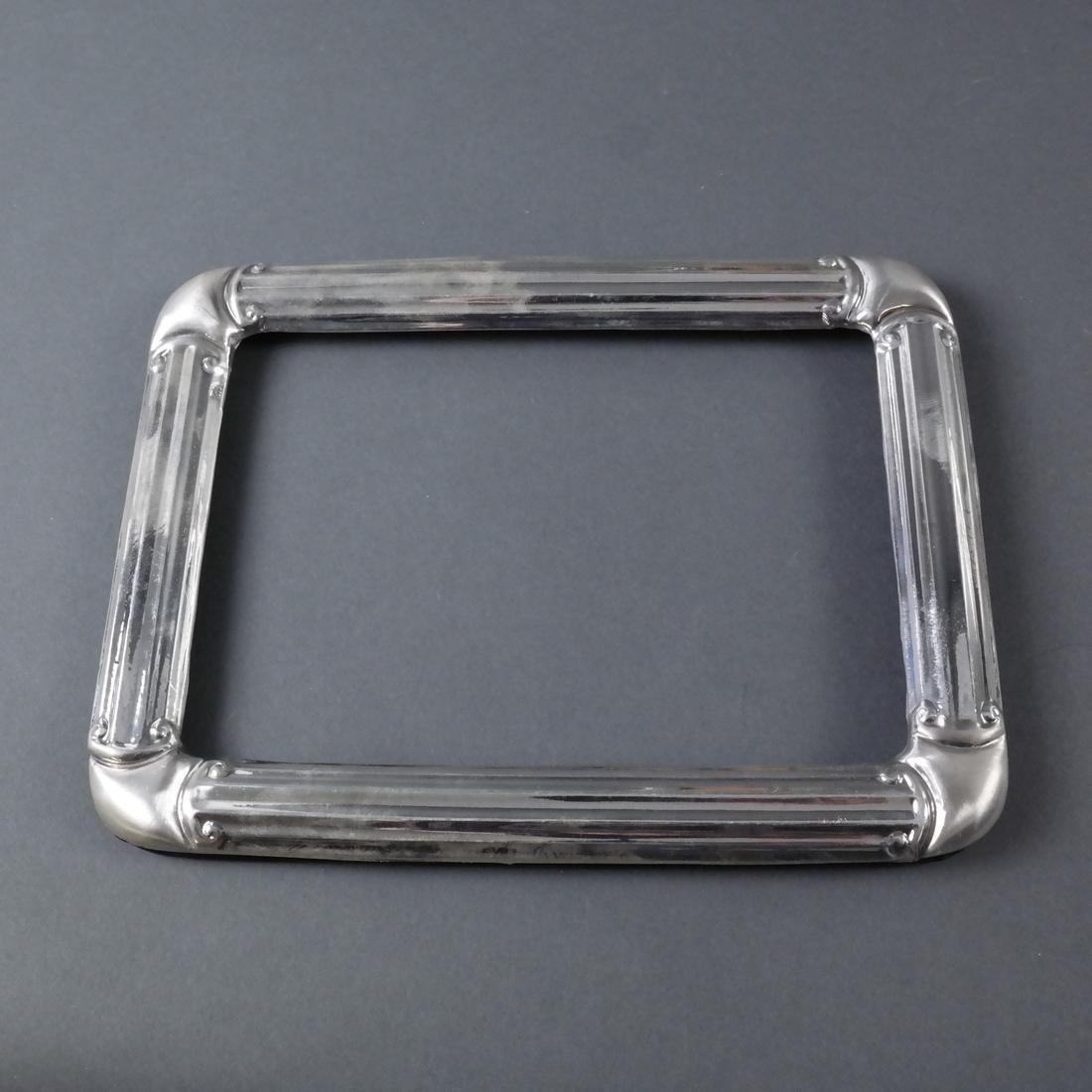Seven Silver Photo Frames - 3