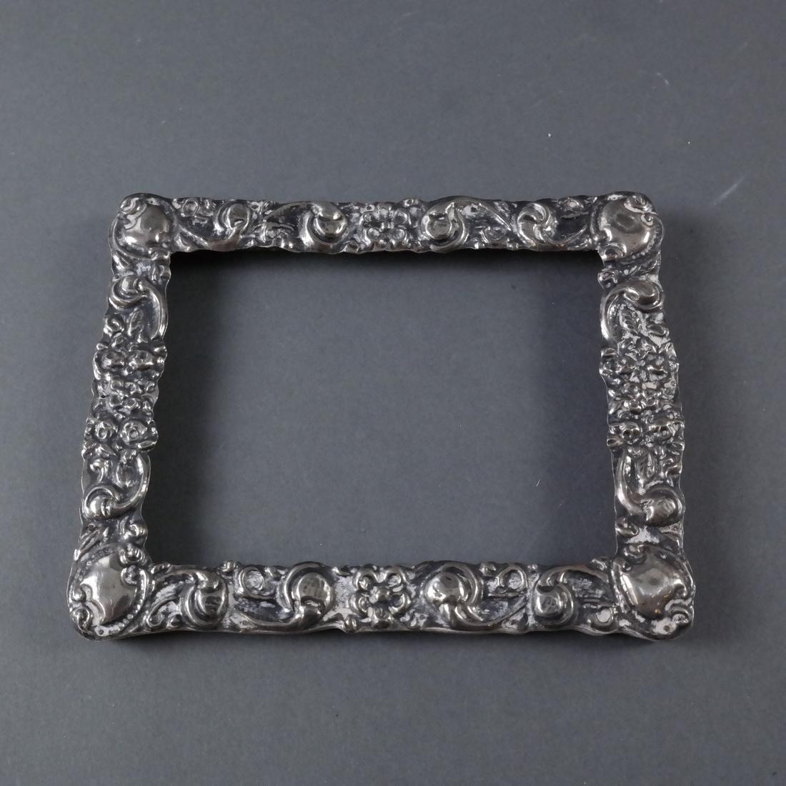 Seven Silver Photo Frames - 5