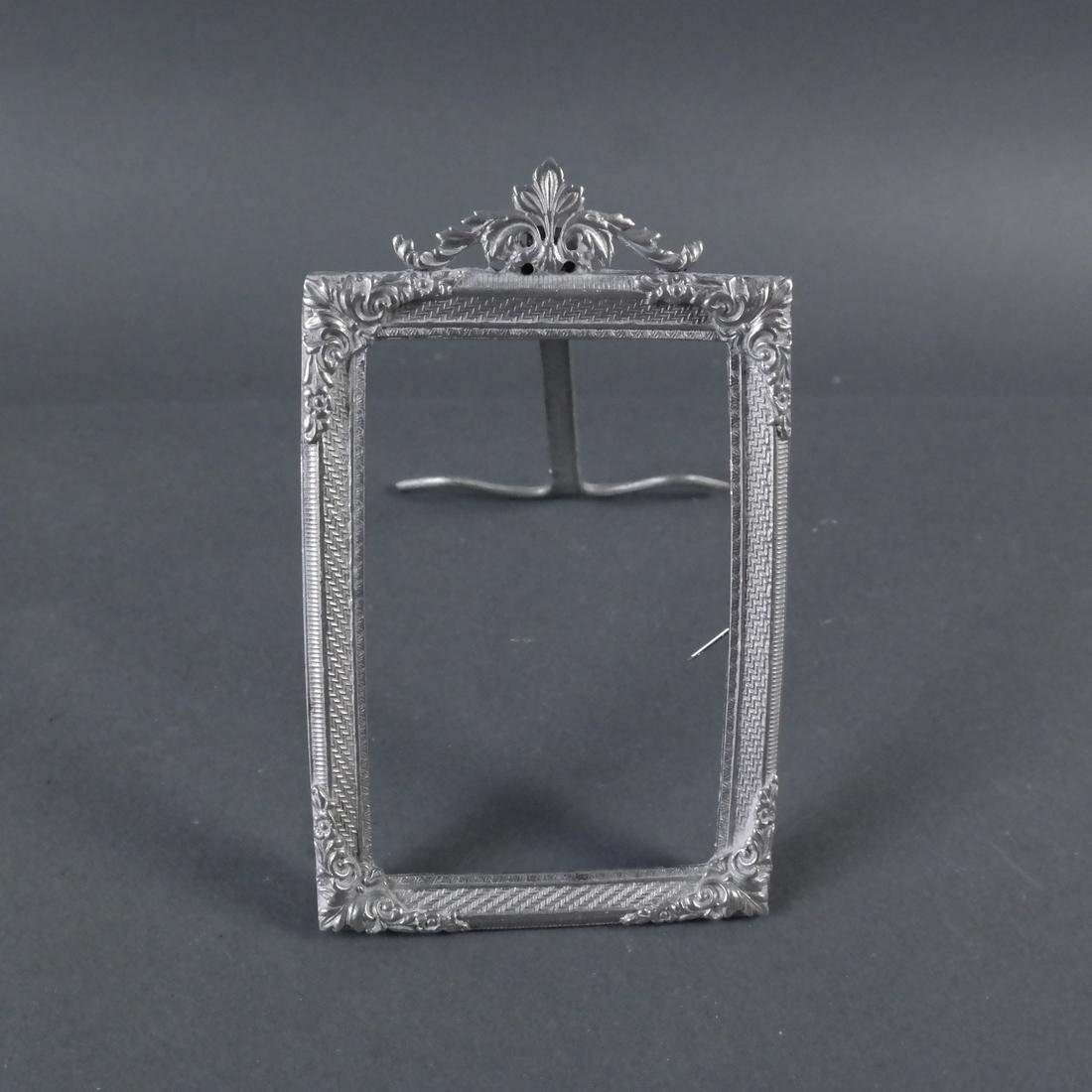 Assorted Continental Silver Small Items - 4