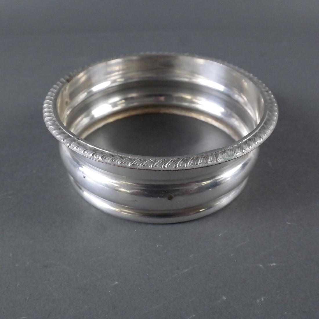 Assorted Continental Silver Small Items - 7