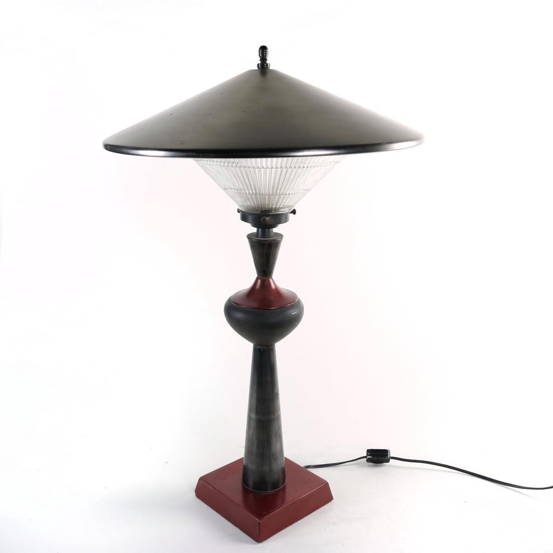 Bauhaus Design Lamp