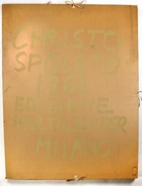 Christo, Portfolio with 5 Large Offset Lithographic