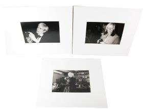 Christopher Makos, Candid Portraits Of Warhol With