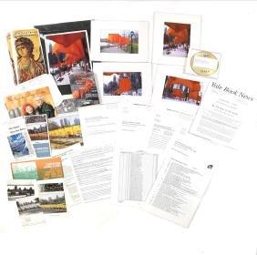 "Christo & Jeanne-Claude, ""The Gates, Central Park""-"