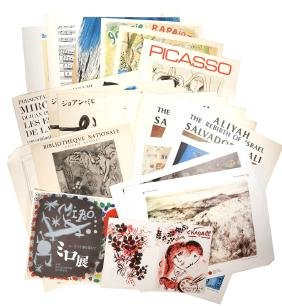 Group of 20 Vintage International Exhibition and