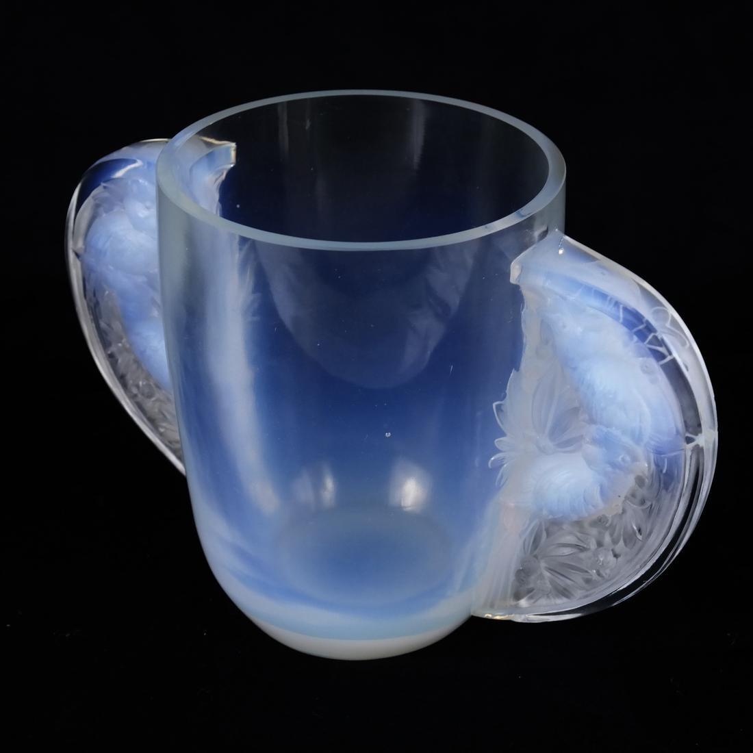 Verlys Crystal Ice Bucket