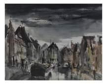 Robert Feldman, Village Scene