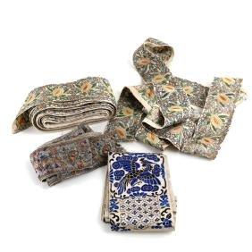 Group of Handmade Textiles