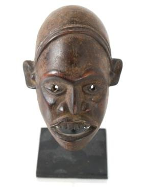 African Head of a Man