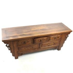 Early Chinese Low Cabinet