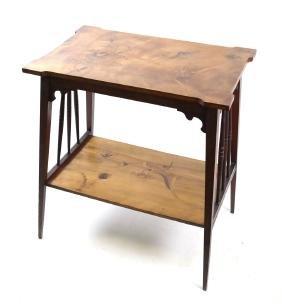 Galle-Style Art Nouveau Table