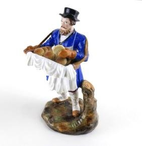 Russian Kornilov Bros Porcelain Figure