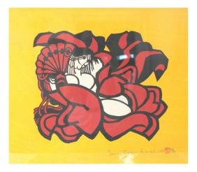 Yoshitoshi Mori Japanese Woodblock Print
