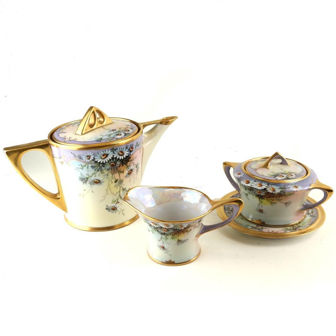 Hutschenreuther  Porcelain Tea Set