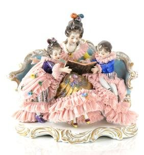 Dresden Figure, Story Time