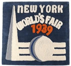 1939 World's Fair Embroidery