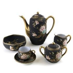 6-Piece Japanese Tea Set