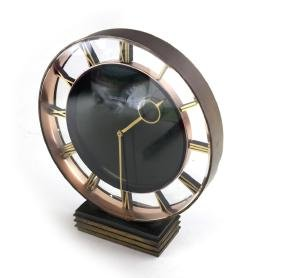 French Art Deco Clock
