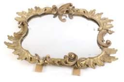 19th Century Rococo-Style Mirror
