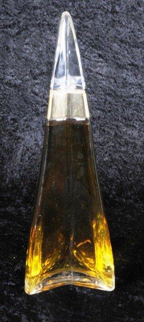 HALSTON NIGHT FACTICE DISPLAY PERFUME BOTTLE.  14