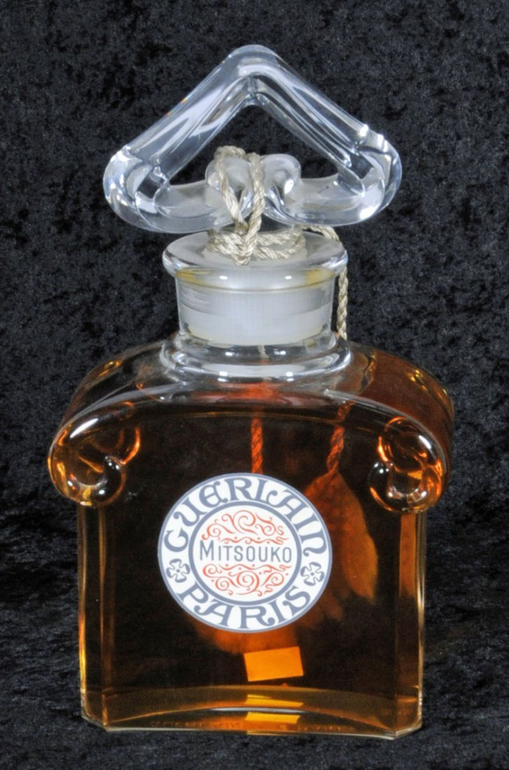2: FRENCH GUERLAIN PARIS MITSOUKO PERFUME IN A FRENCH G