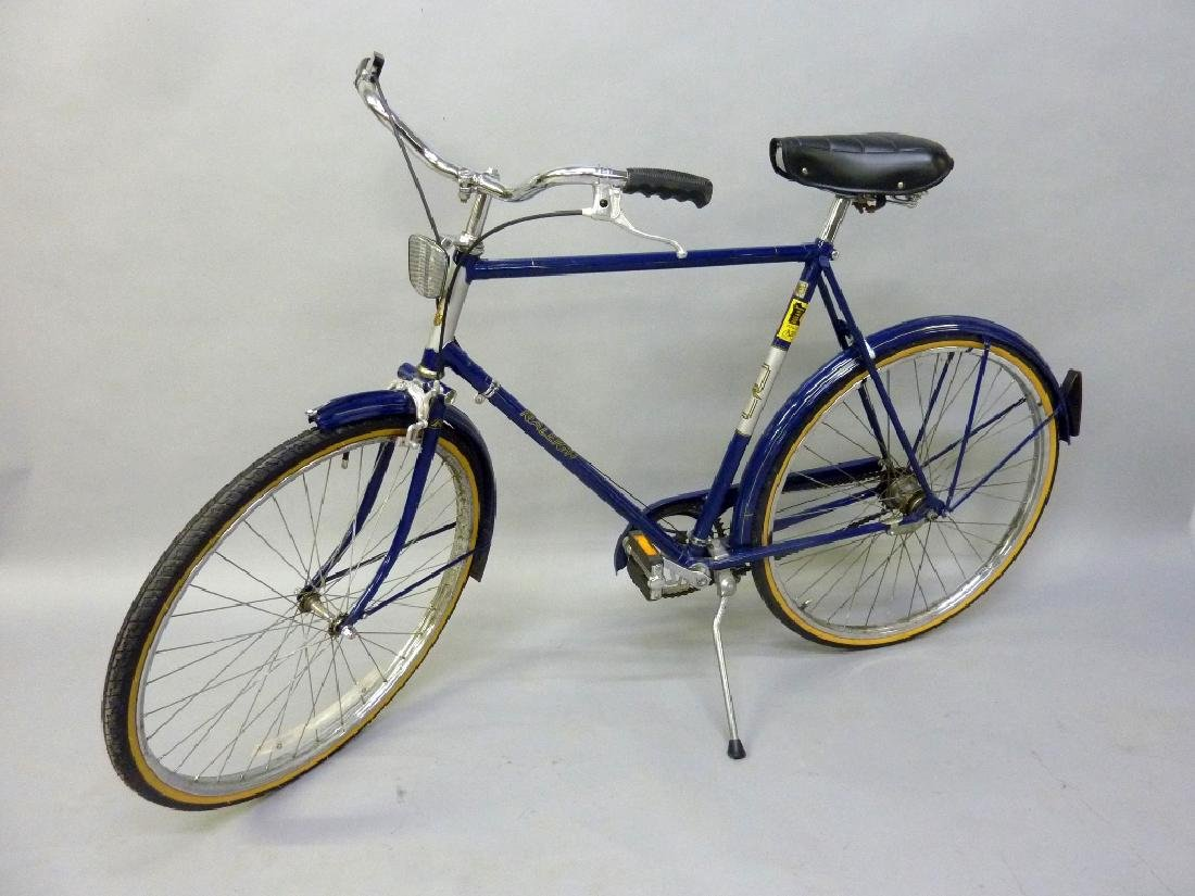 Near Mint Condition 3 Speed Raleigh Bicycle. Found in
