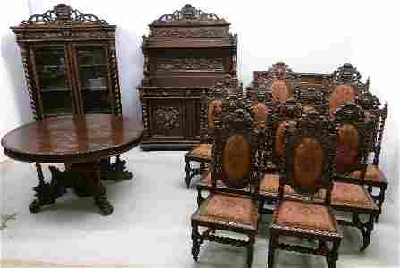 385: Circa 1880's Fantastic Petit & Boh Co. New Orleans