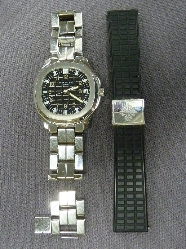 Patek Philippe Aquanaut Men's 38mm Wristwatch 5065/1A - - 2