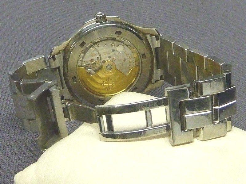 Patek Philippe Aquanaut Men's 38mm Wristwatch 5065/1A - - 3