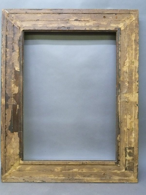 19th Century Massive Gilded Antique Frame - height - 2
