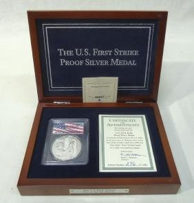 2011 Silver National Medal