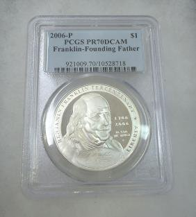 2006 Franklin Medal