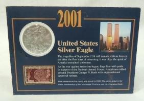 2001 Silver Eagle