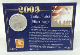 2003 Silver Eagle