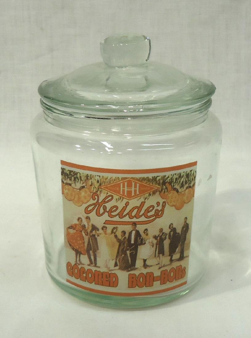 "Modern ""Heide"" Candy Store Jar"