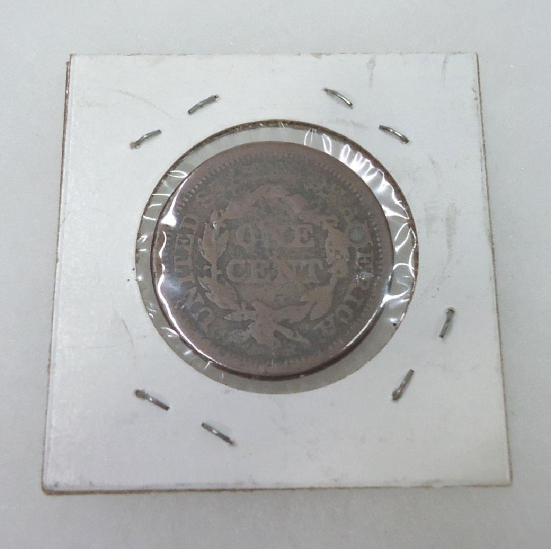 1853 Lg Cent - 2