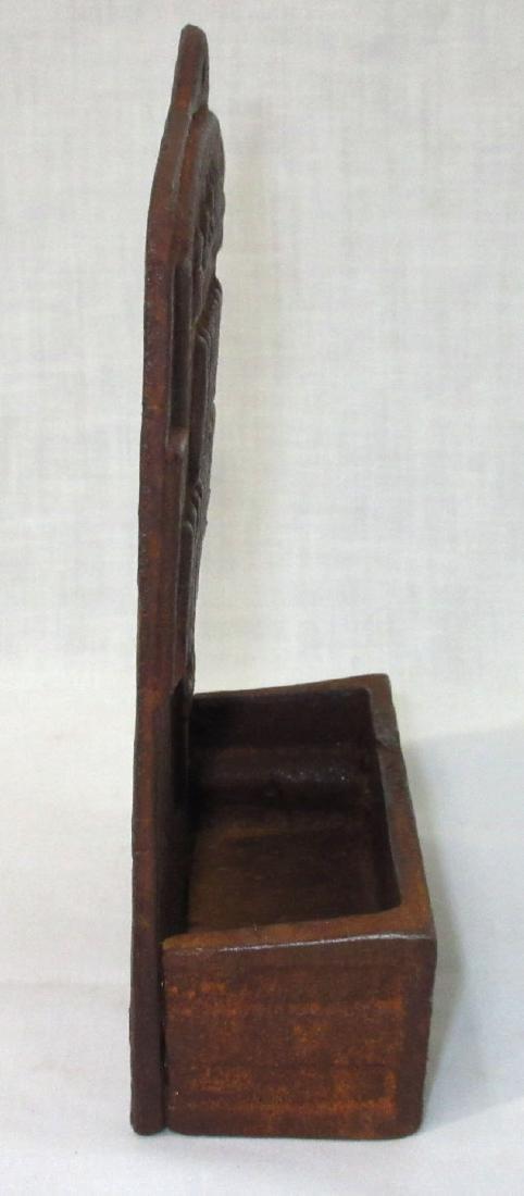 Modern C.I. Keen Kutter Wall Match Box - 2