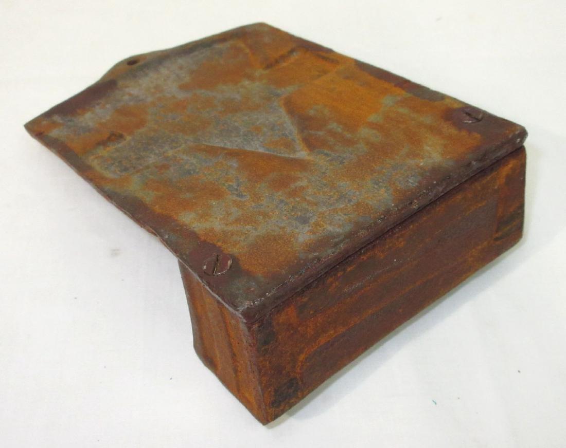 Modern C.I. Keen Kutter Wall Match Box - 3