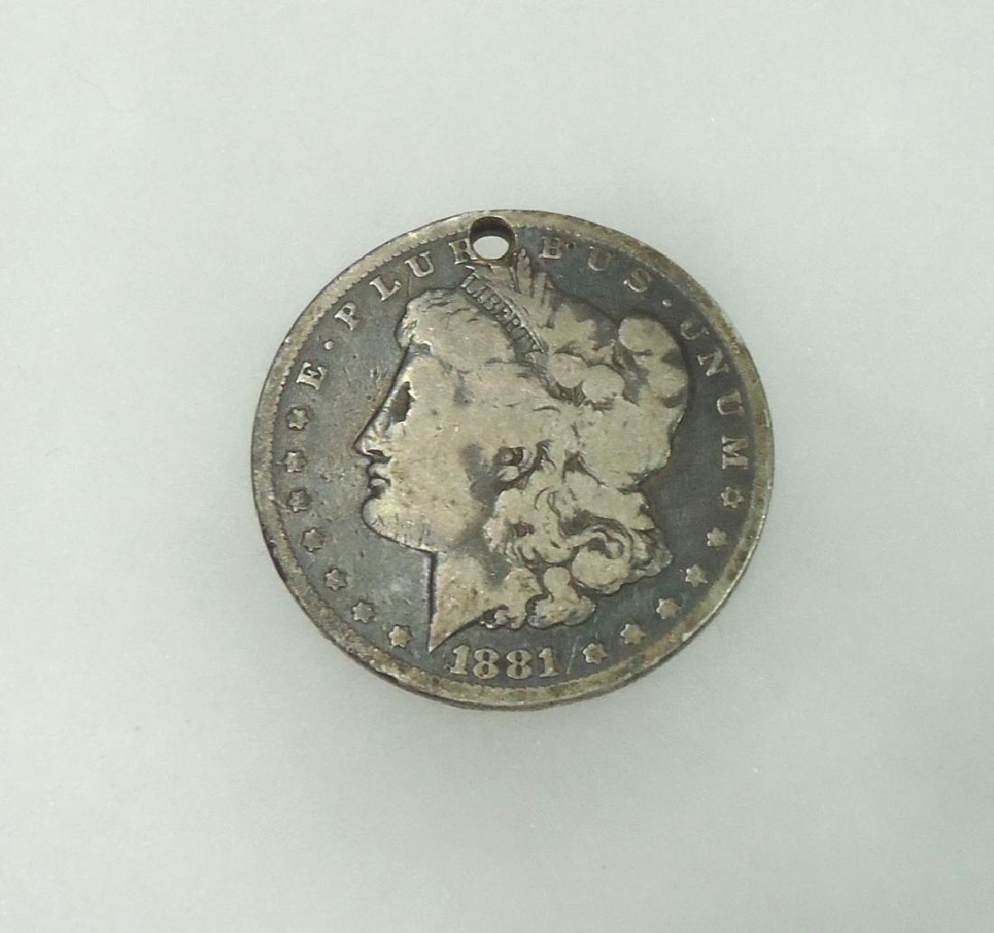 1881-O Silver Dollars