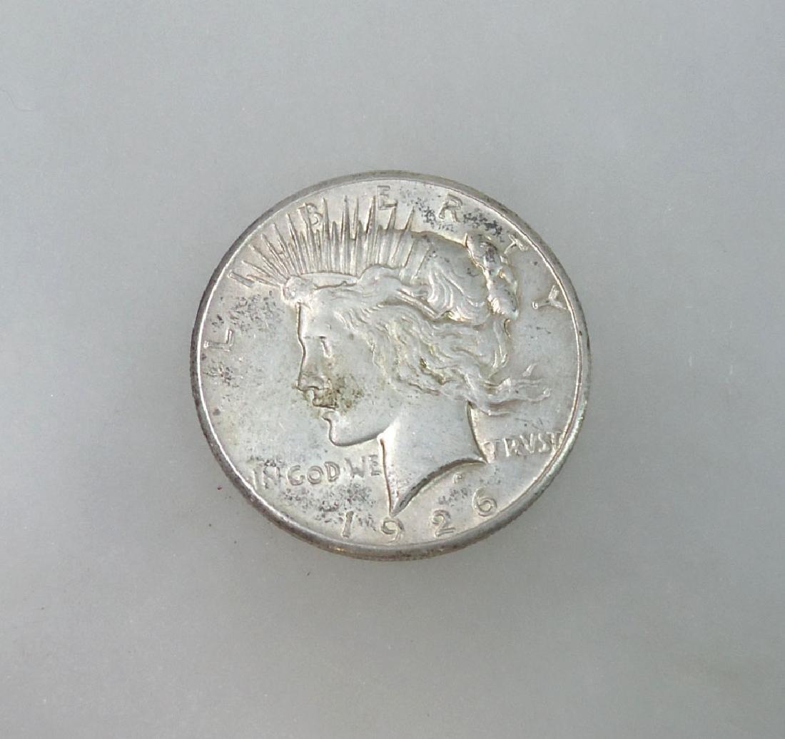 1926 Silver Dollar
