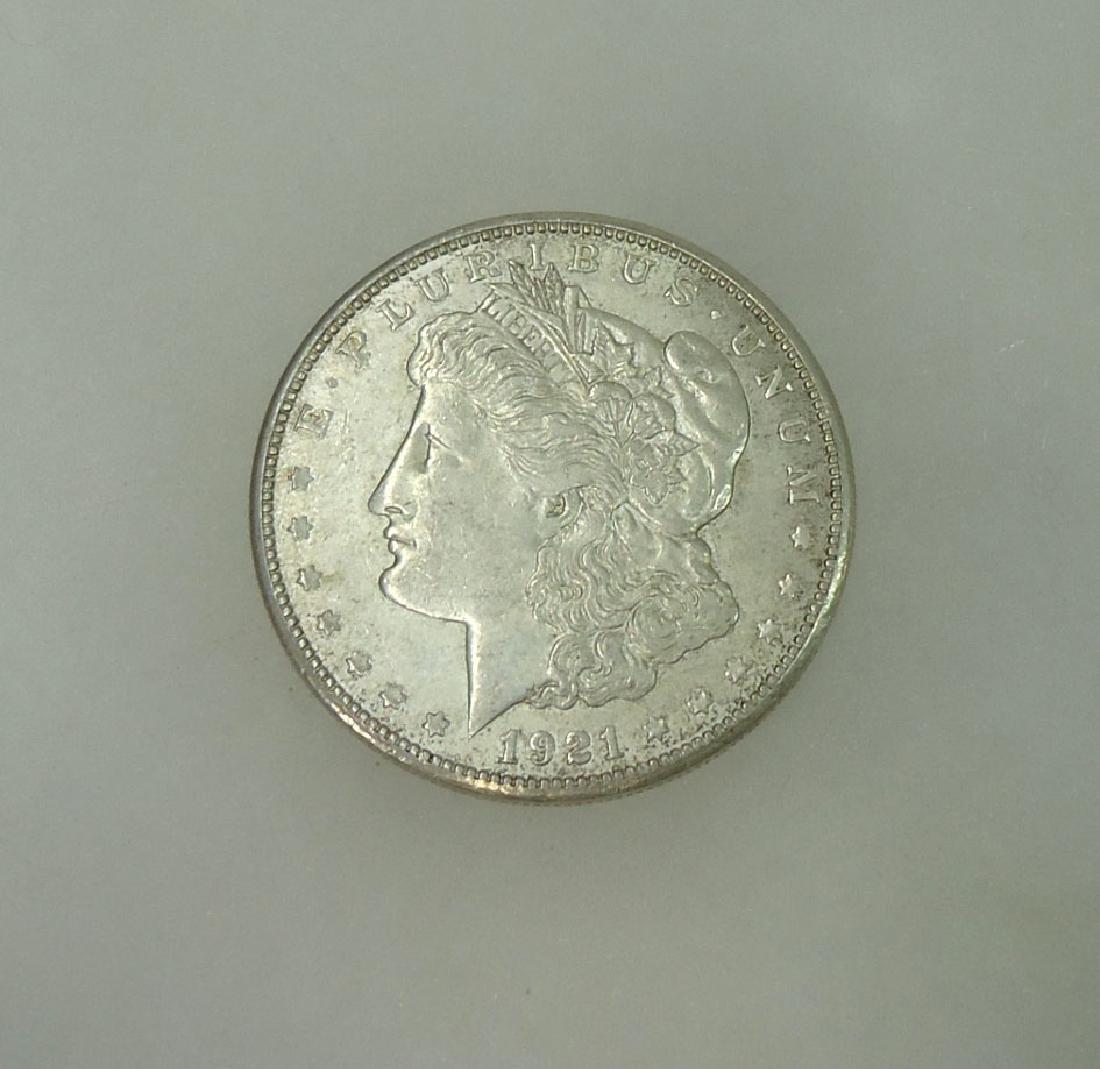 1921-S Silver Dollar