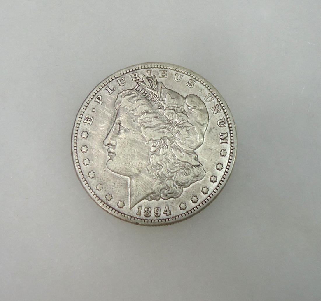 1894-O Silver Dollar