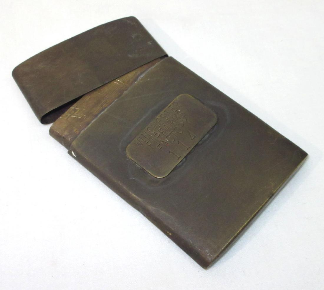 Modern Winchester Map Case & 7th Cav. Device - 2